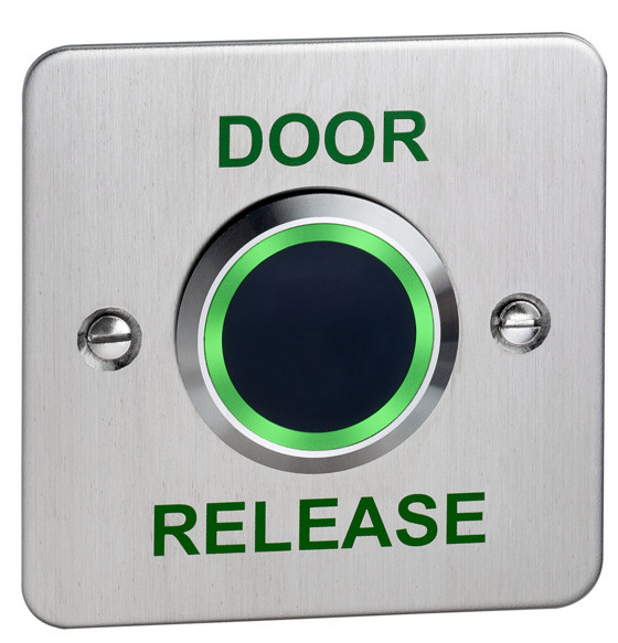 ASP Touchless Door Release Button